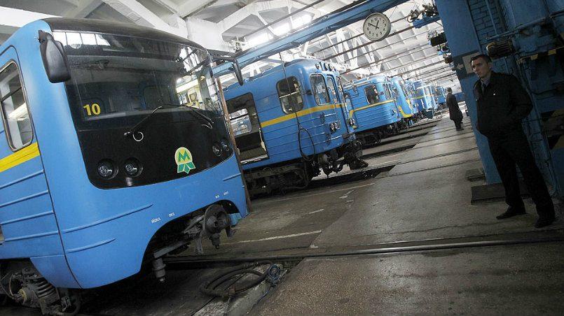Киевский метрополитен вынудили выплатить российской фирмы 5,9 млн долларов