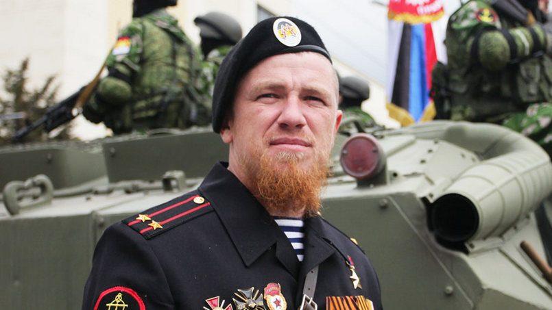 Захарченко сСурковым иБородаем открыли вРостове монумент «Героям Донбасса»