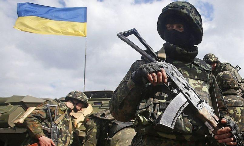 Штаб АТО: Украинских таможенников обстреляли стерритории Российской Федерации
