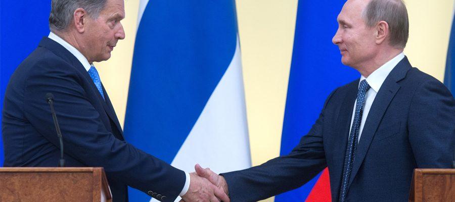 Маркку Кивинен: «Европейская безопасность возможна только с Россией»