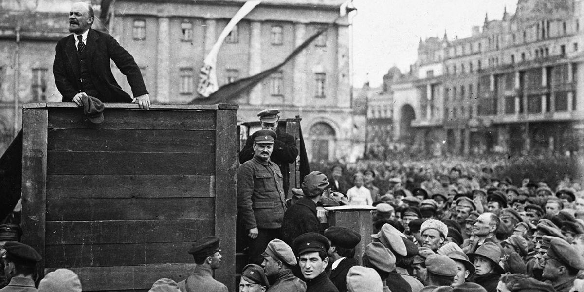 Кризис левого движения в зеркале столетия Октябрьской революции