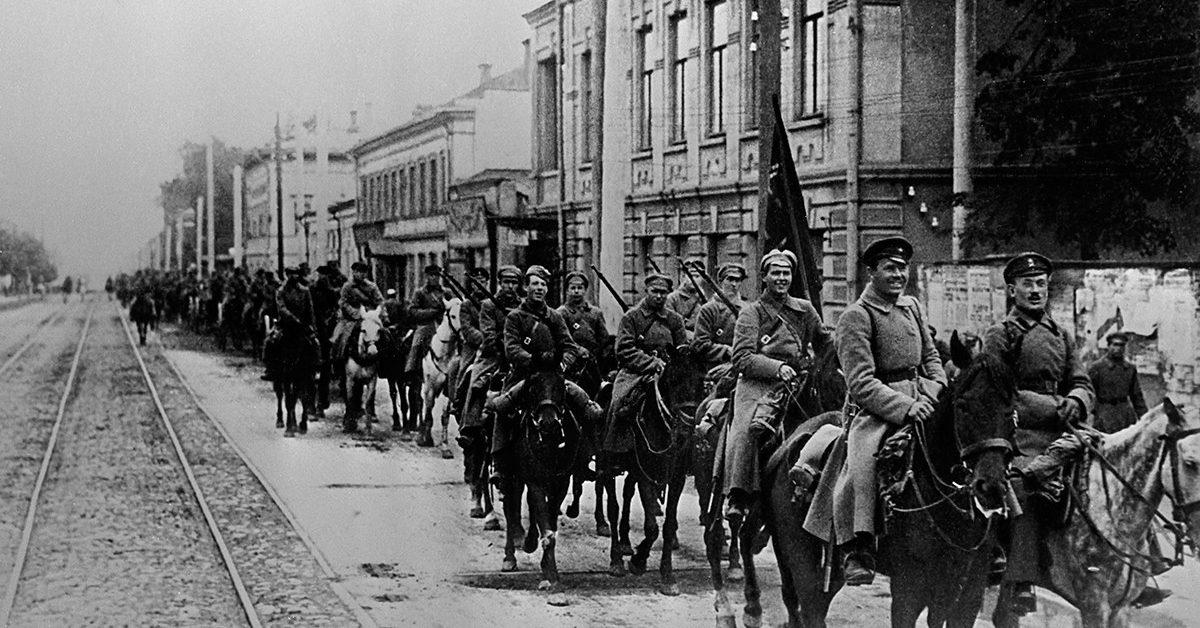 Немцы разрушают единство России: смута в Прибалтике и на Украине глазами белогвардейцев
