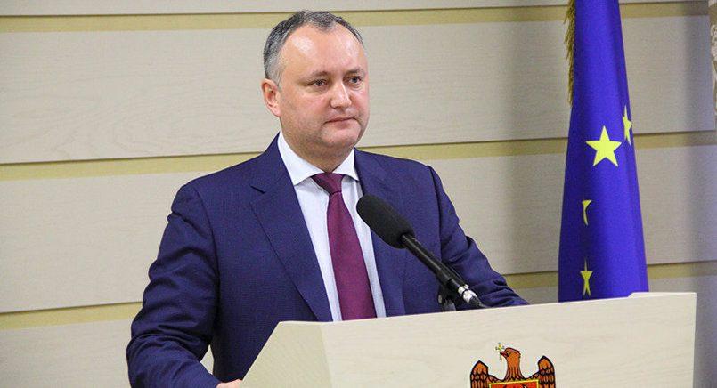 Додон об оповещении Рогозина личностью нон грата: Без Демпартии США необошлось