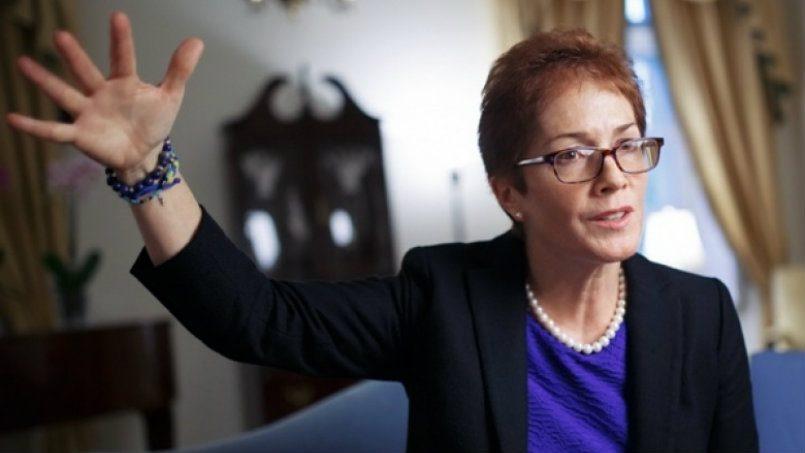 Посол США призвала власти Украины восстановить соцвыплаты вДонбассе