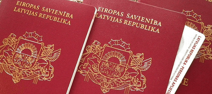 Сколько стоит латвийский паспорт?