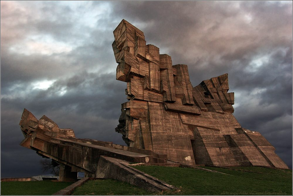 «Форт смерти» в Каунасе: здесь уничтожено более 70 тысяч мирных жителей