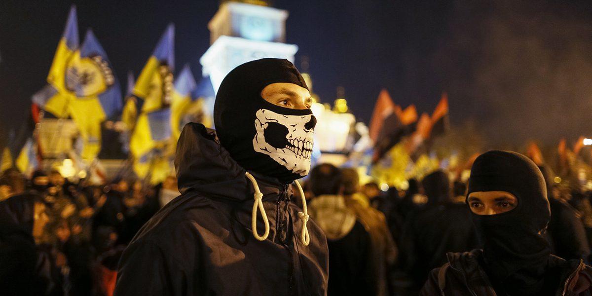 Америка провоцирует рост неонацизма в Прибалтике