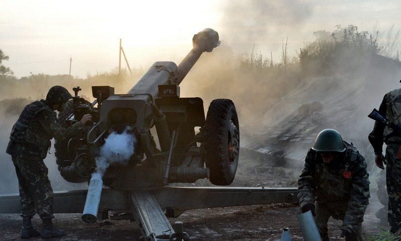 Возбуждены уголовные дела обартиллерийских обстрелах 2-х населенных пунктов Донбасса