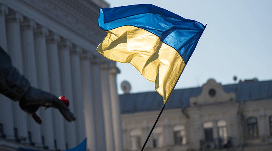 Украина живет по Оруэллу