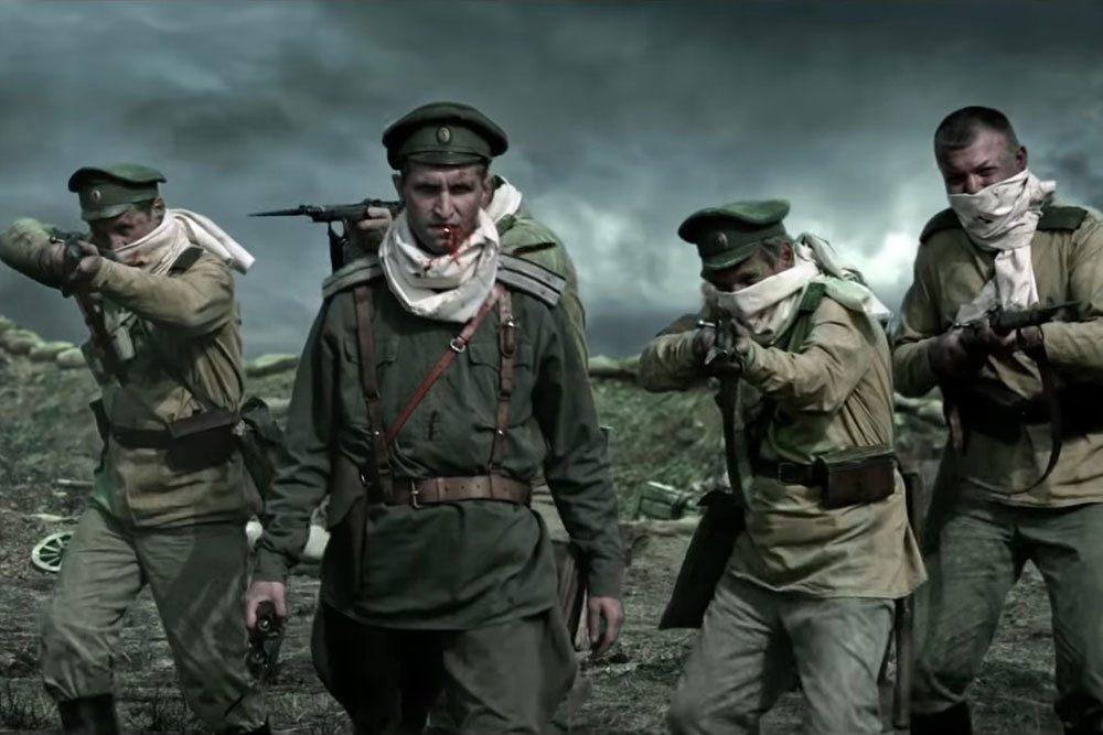 «Атака мертвецов»: 60 русских солдат одним своим видом обратили в бегство 7000 немецких штыков