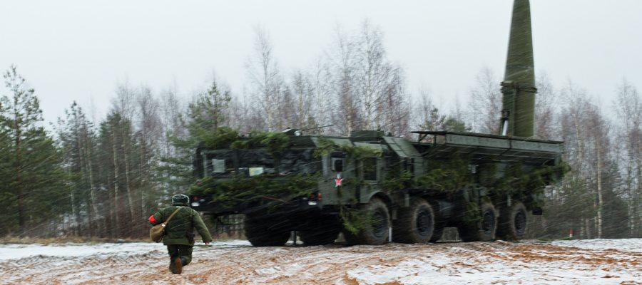 НАТО пытается приписать «Искандерам» на Балтике «российскую агрессию»