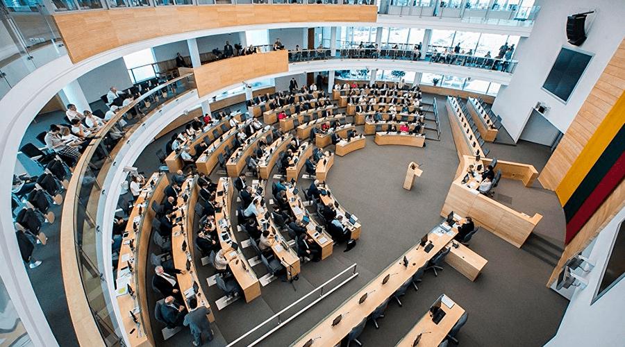 Руководство Литвы хотят признать членами преступной организации