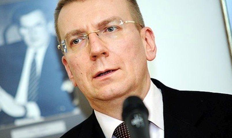 Захарова назвала руководителя  МИДа Латвии «агрегатором фейковых новостей»