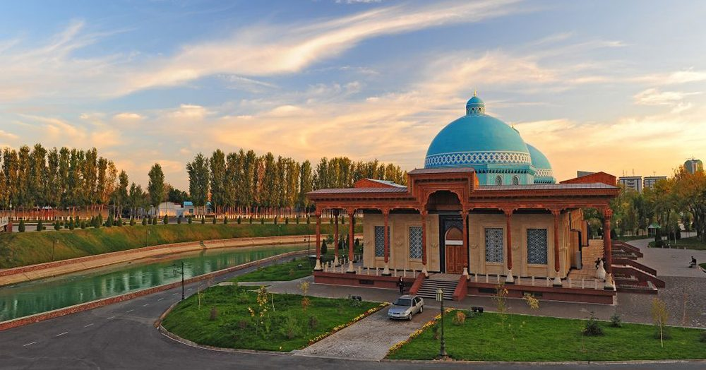 Ночь в Музее оккупации: Узбекистан - RuBaltic.ru