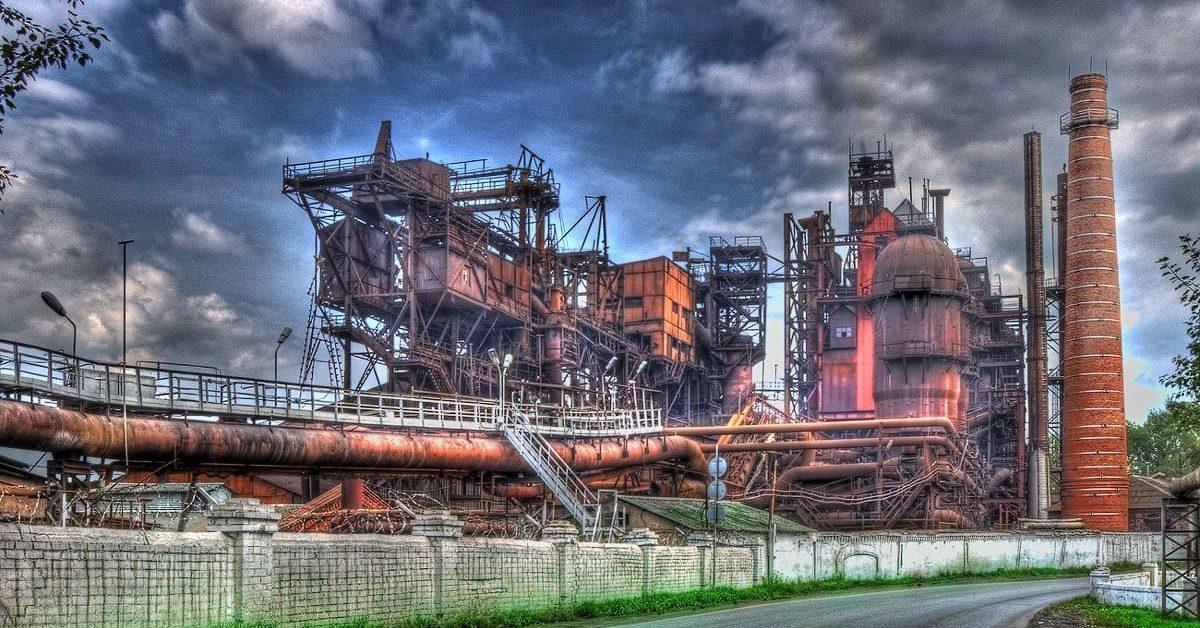 Блокада Донбасса: нелегкое положение тяжелой промышленности