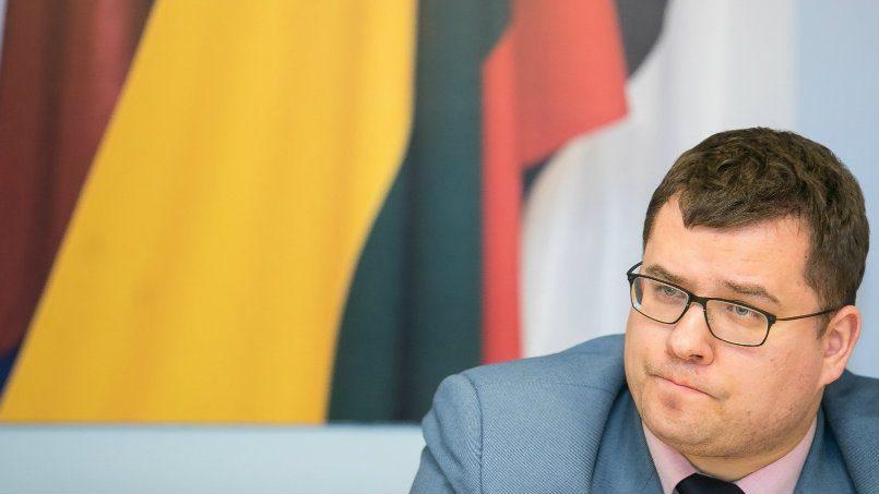 Литовские депутаты, которым не выдали белорусские визы, собирались в Минск с частным визитом