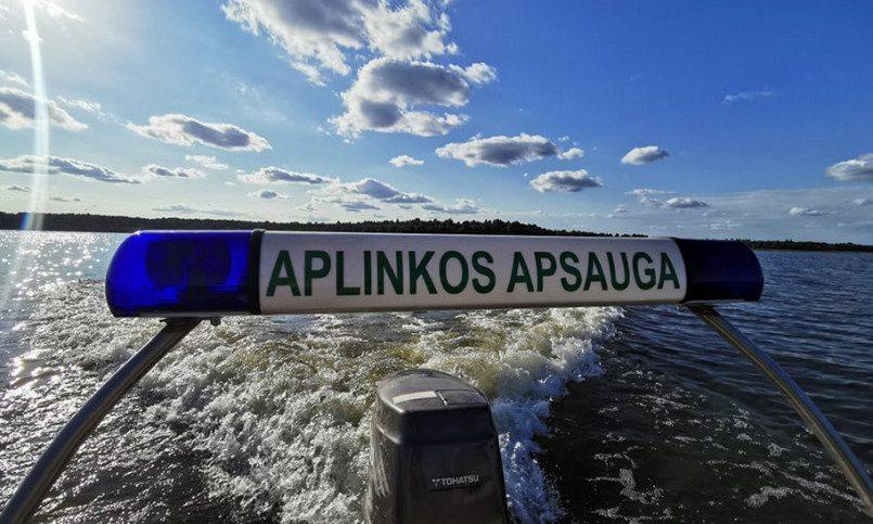 Власти Литвы потребовали от компании в Клайпеде прекратить загрязнение Куршского залива