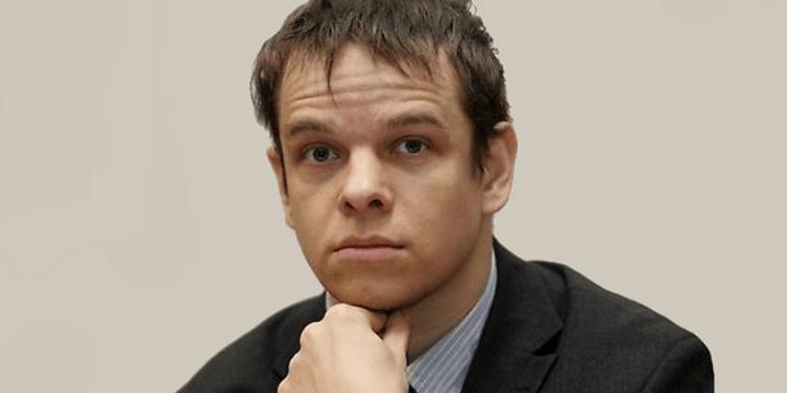 Латвийский экономист Дмитрий Смирнов