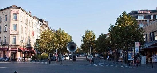 Проспект Сталинграда, Брюссель