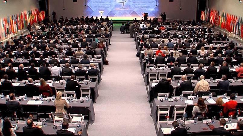 На Конгрессе конституционных судов в Литве не пустили членов делегации РФ