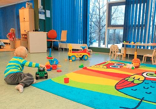 В Эстонии IRL возьмётся за детские сады