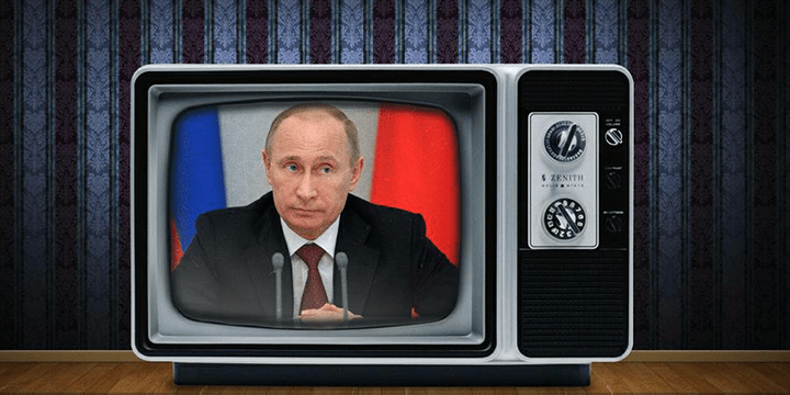 Украинское общество в течение трёх последних лет находится под жёстким информационным прессом – на него бесконечным потоком льётся русофобская пропаганда