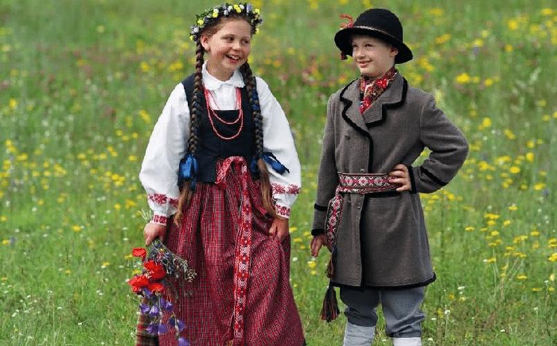 Собирать и записывать литовские сказки начали только в конце первой трети XIXвека