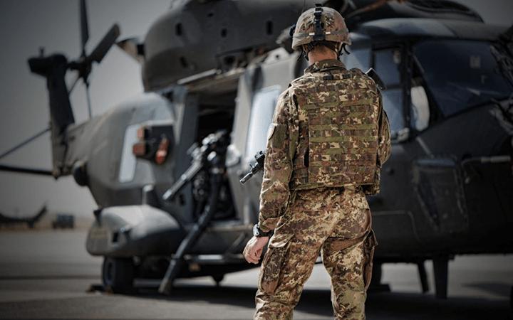 США проводят операцию в Афганистане в рамках операции «Несокрушимая свобода».