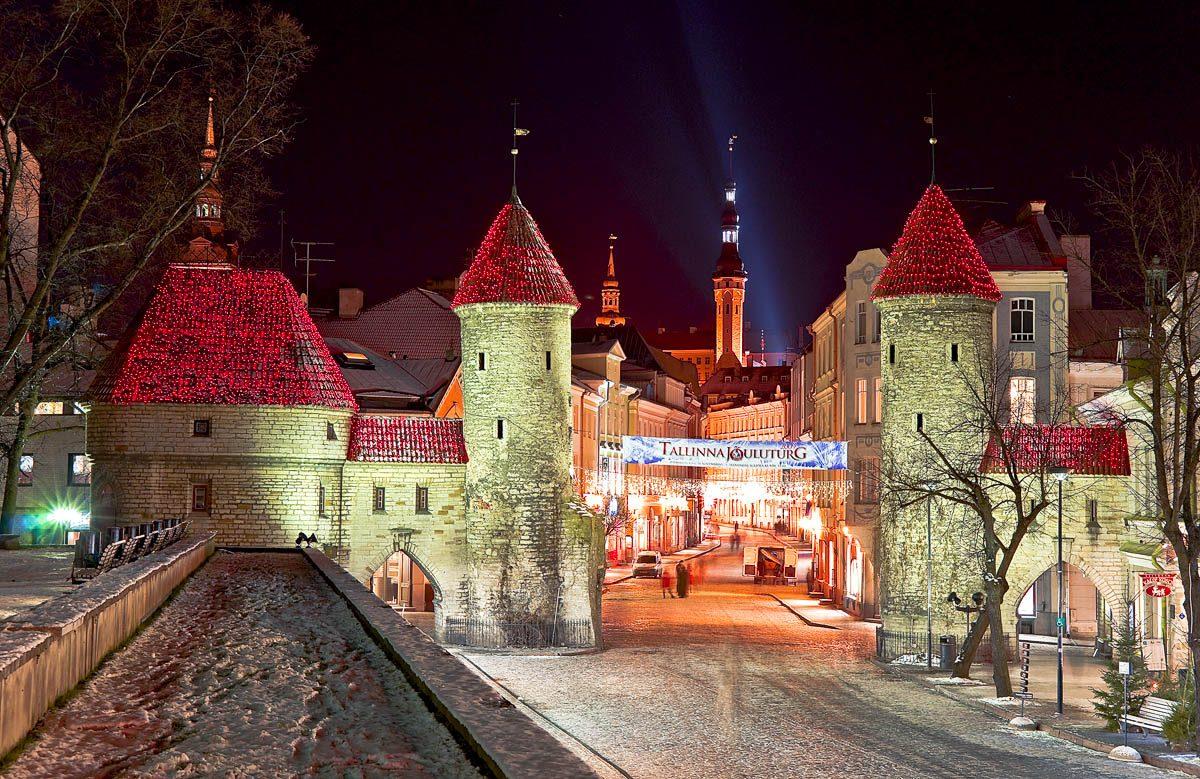 Рождественский Таллин