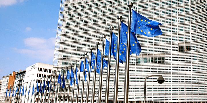 Европейский парламент, Брюссель.