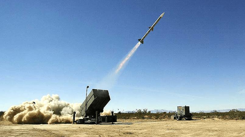 Зенитно-ракетный комплекс средней дальности NASAMS