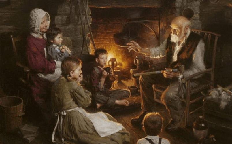 Именно сказка зачастую хранит древнейшие, многовековые отзвуки былых верований и традиций