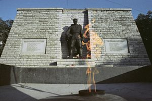 «Бронзовый солдат»