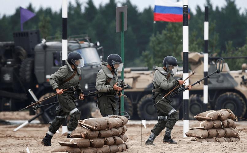 Военные учения «Запад-2017»
