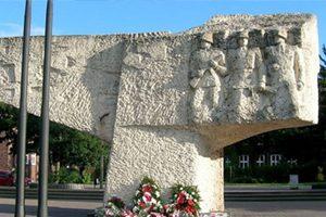 Памятник советско-польскому братству по оружию, Нова-Суль