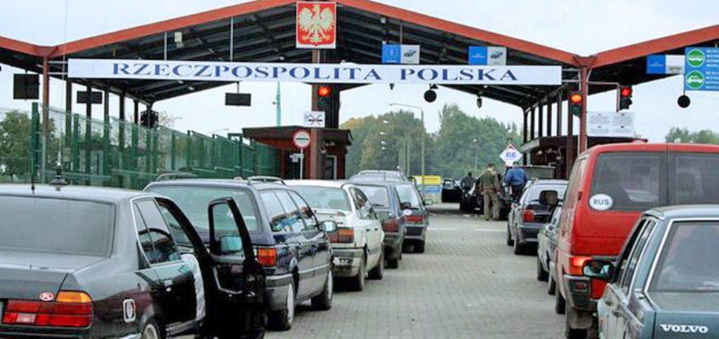 Польша не намерена возобновлять пограничном движение с Россией