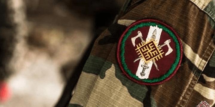 Логотип организации «Стражи Отечества»