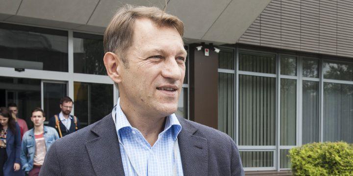 Директор дирекции мультимедийных центров МИА «Россия сегодня» Андрей Благодыренко