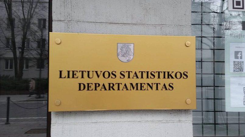 Департамент статистики Литвы / Фото: baltnews.lt