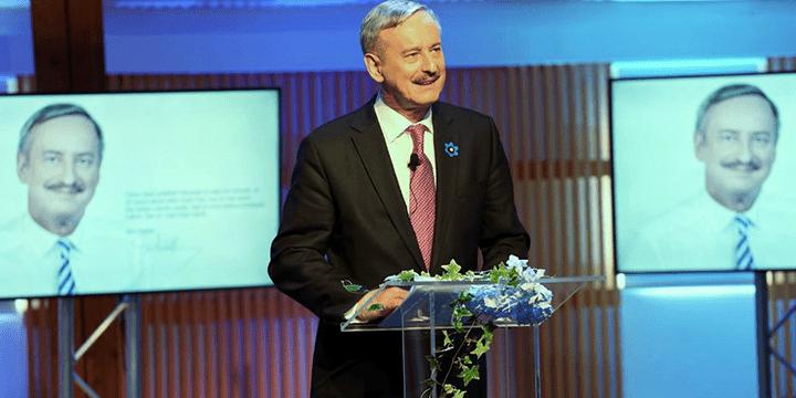 Кандидат в президенты от Партии реформ Сийм Каллас
