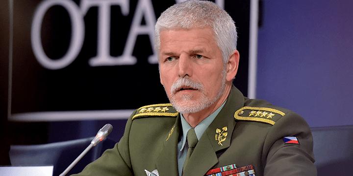 Председатель военного комитета НАТО Петр Павел