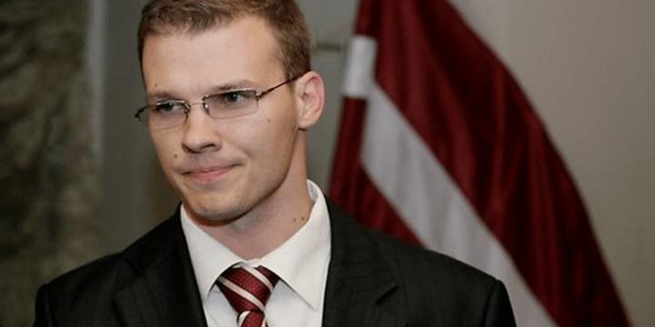 Лидер партии ВЛ/ОС-ДННЛ Райвис Дзинтарс