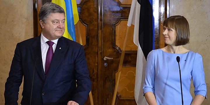 Эстонское руководство упустило возможность промолчать, заявив о безоговорочной поддержке Украины в «борьбе с российской агрессией»