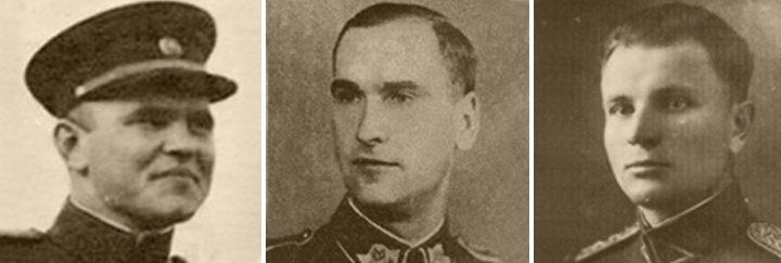 «Полковники Адамкуса» — Крикштапонис, Балтушис-Жвяяс, Каунилис-Мишкинис