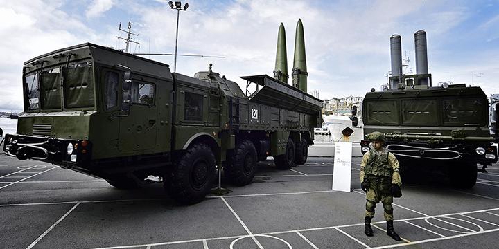 В Калининградской области развернули ракетный комплекс «Бастион»