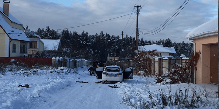 Четверо погибших в Княжичах полицейских были расстреляны в машине Государственной службы охраны (ГСО)