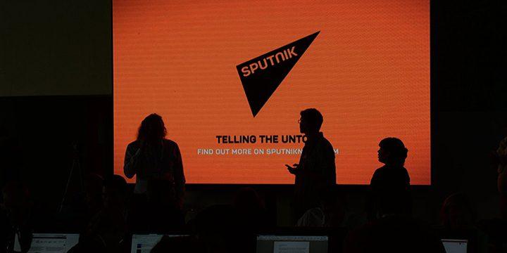 Информационное агентство «Sputnik»