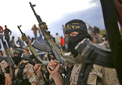 Анна Фотыга вставляет в один контекст с Россией головорезов «Исламского государства»