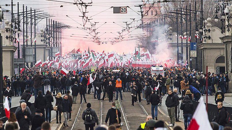 Шествие в День независимости Польши / Фото: Global Look Press