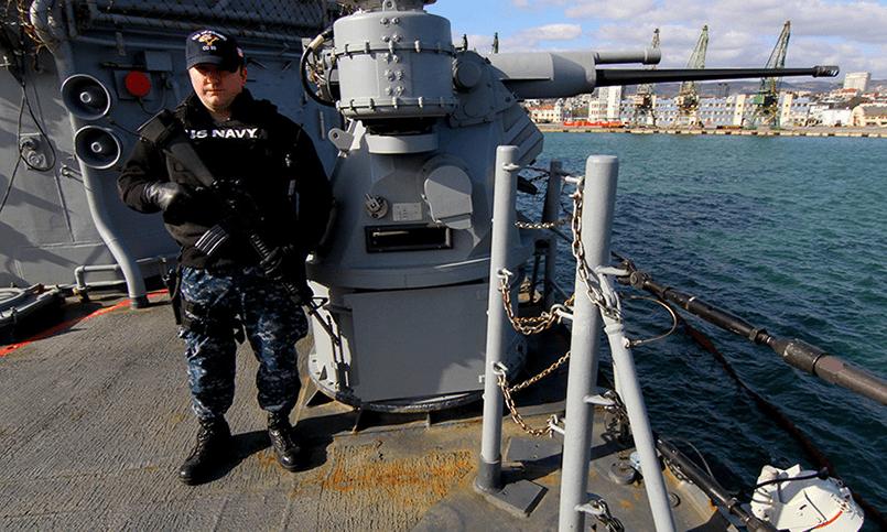 Военные учения НАТО стартовали в Болгарии